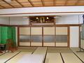 お寺さんでのふすまの張り替え工事です。